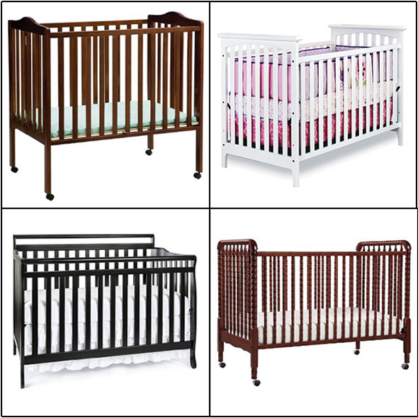 Top Ten Best Baby Cribs: For Your Cute And Lovely Baby