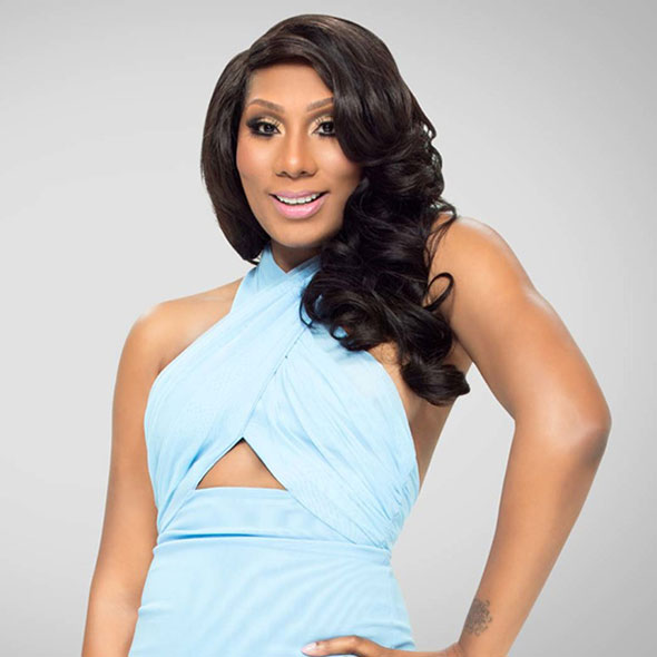 Traci Braxton Fierce and Flawless Beauty