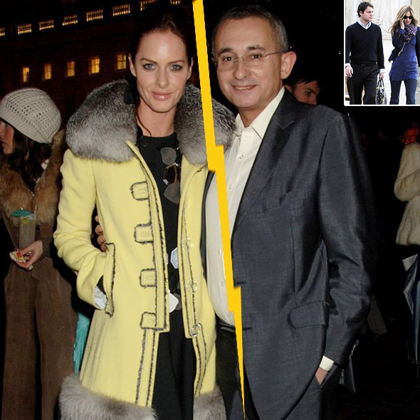 Fashion Designer Trinny Woodall Rejoices Shopping with her Partner setting Aside Husband Related Legal Issues!