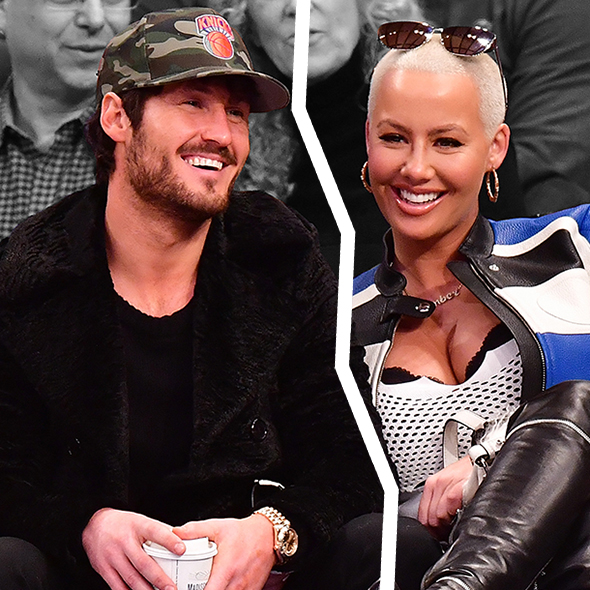 Shattered Hearts! Professional Dancer Valentin Chmerkovskiy Breaks Up with his Girlfriend Amber Rose