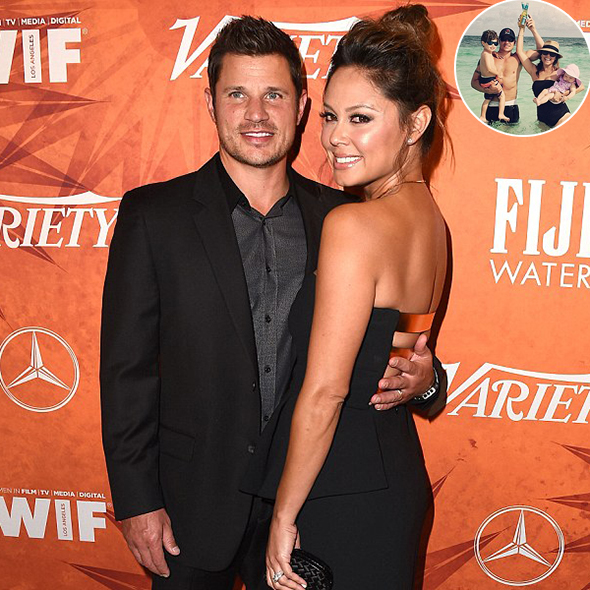 Venessa Lachey Announces She's Expecting Third Baby With Her Husband! Her Kids Seem To Like That!