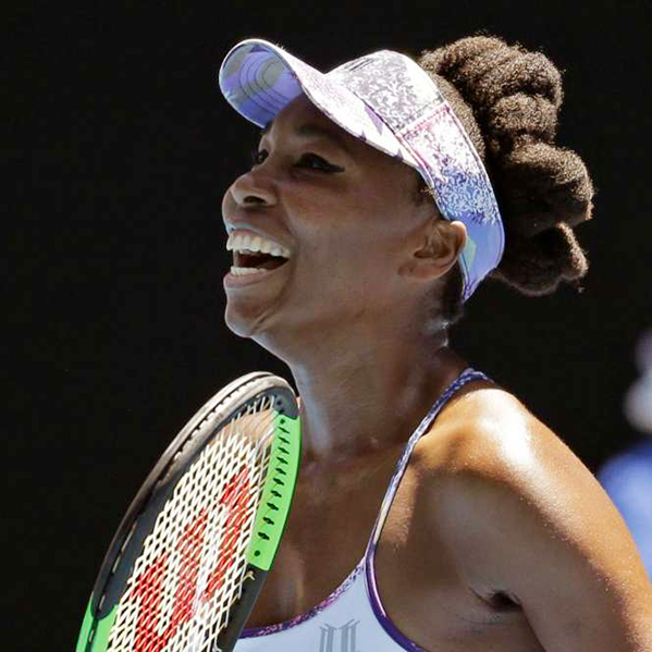 Venus Williams Becomes the Oldest Women to Reach the Australian Open Semifinals!