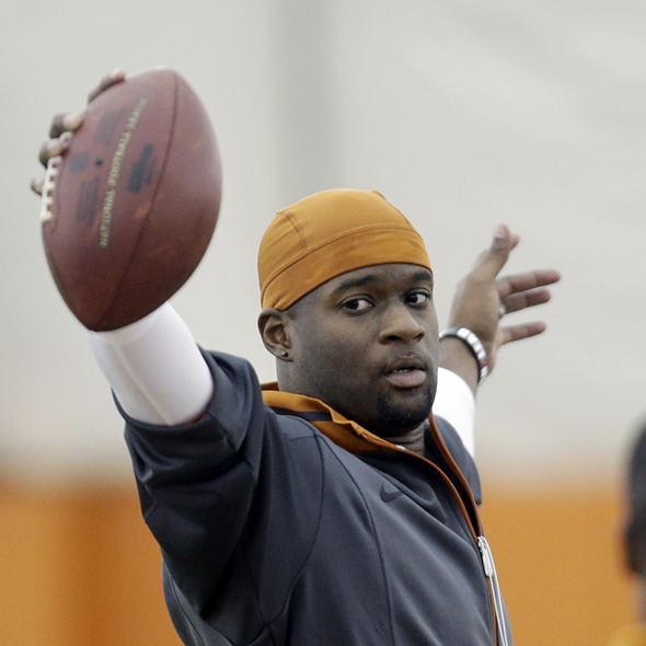 Footballer Vince Young Reveals About Blooming Steak House But Where Is He Now With His Stats