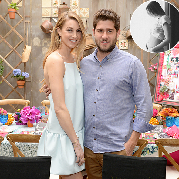 Baby on the Way! TV Personality Whitney Port is Pregnant with her First Child with Husband Tim Rosenman