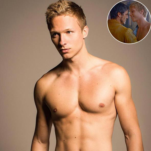 GOT's Gay Character Will Tudor: No Dating or Girlfriend Till Date, Gay in Real Life Too?