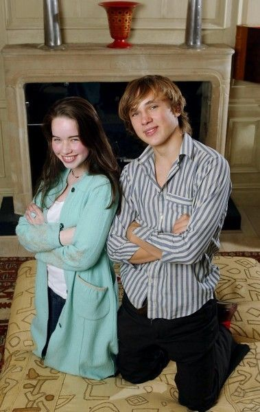 William Moseley & Anna Popplewell
