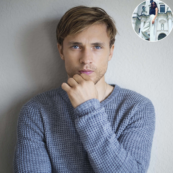 Rumored Gay Man William Moseley Finally Settled Down With Actress Girlfried