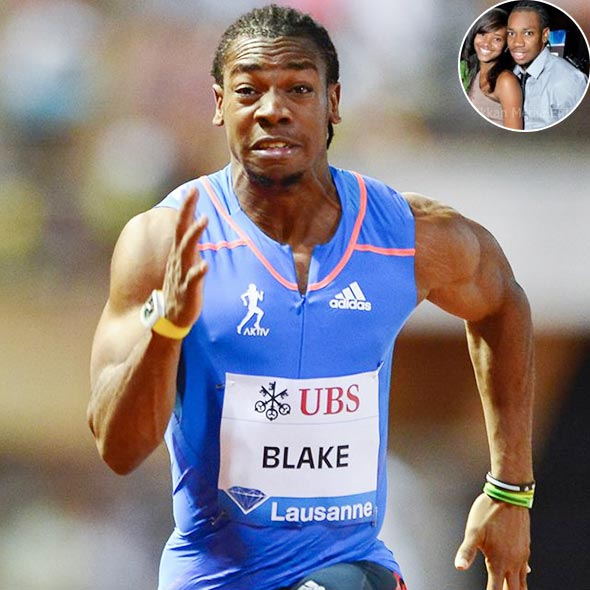 Yohan Blake: Second Fastest Man Couldn't Make It in Rio. Still Dating With Girlfriend Ashley Bent?