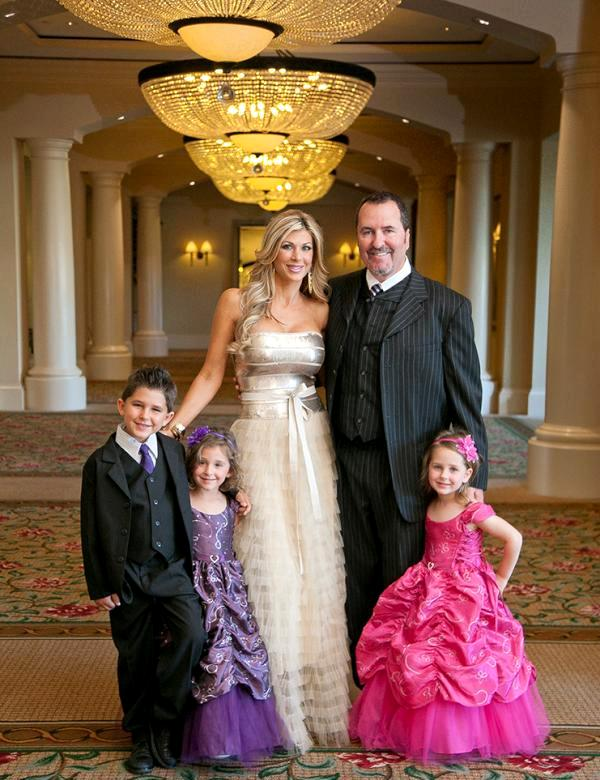 Real Housewives Alum Alexis Bellino S Married Life With