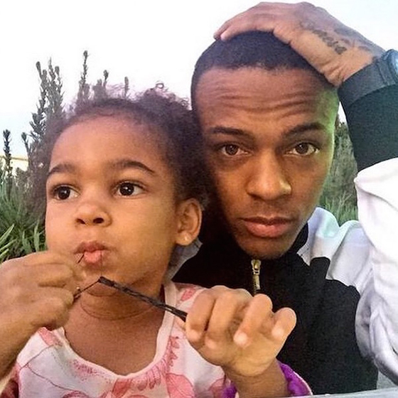 Once Nearly Married; Rapper Bow Wow Shares A Tumbling ...