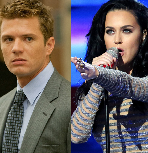 They're Not Dating! Ryan Phillippe Smacks Down Dating Rumors with Alleged Girlfriend Katy Perry