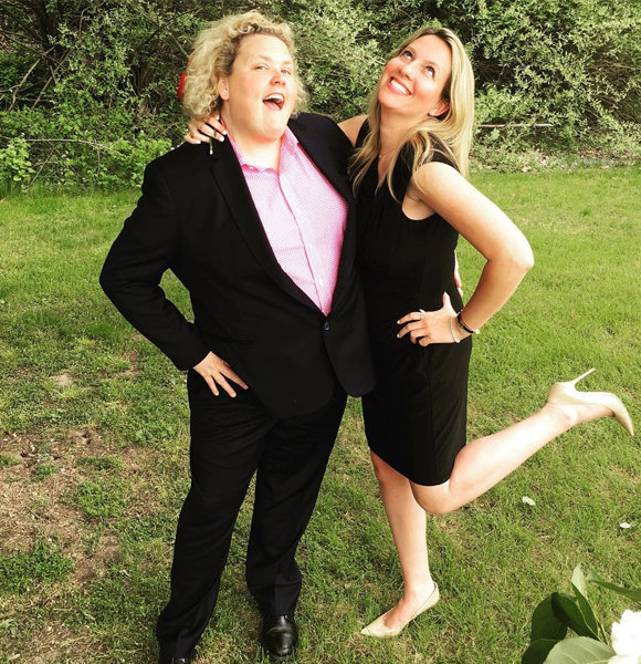 Openly Gay Fortune Feimster Proudly Flaunts Moments With Partner-In-Crime Girlfriend