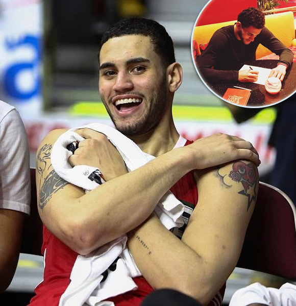 Abdel Nader Landed An Extensive Contract With Rock Solid Stats! Here s The  Deal 5b2442c96