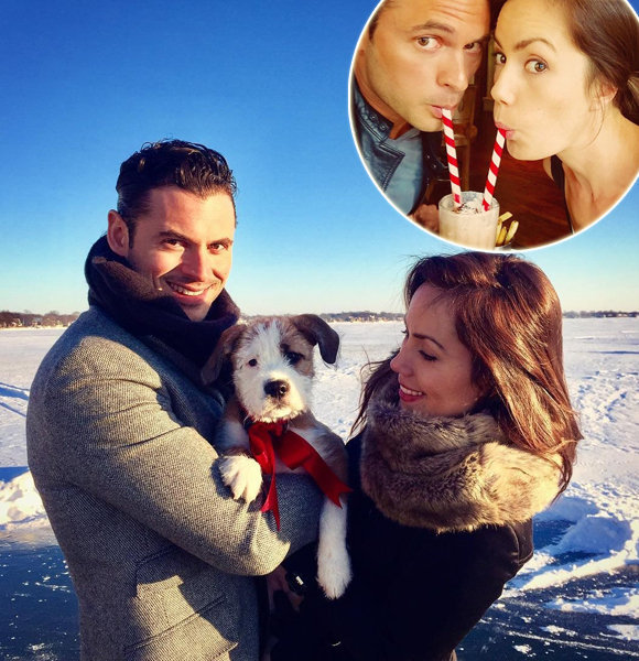 Adan Canto Reveals He Will Get Married And Turn Girlfriend Into Wife In A Beautiful Post