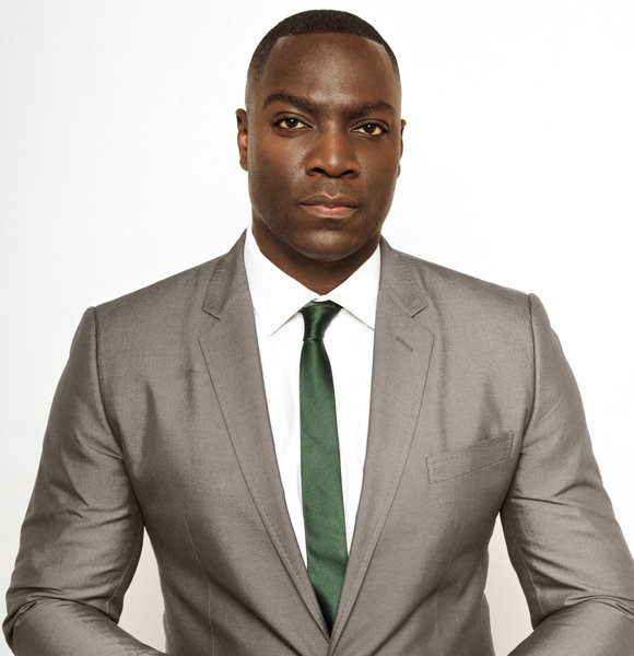 Adewale Akinnuoye-Agbaje Has A Girlfriend! Any Thoughts On Turning Dating Affair Into A Married One?