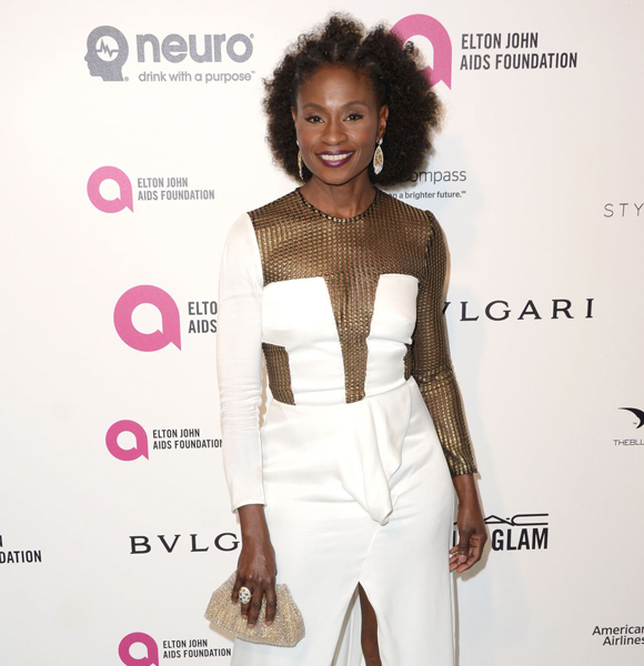 Adina Porter Talks About Husband; Got Her Children From Married Life Or A Previous Boyfriend?
