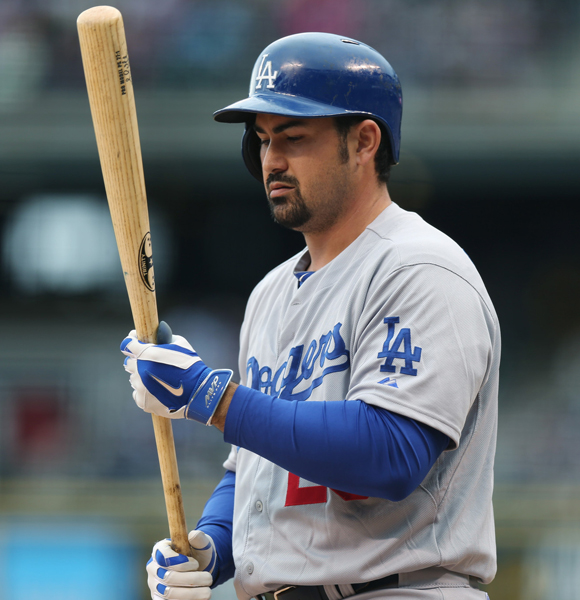 Adrian Gonzalez Injury Affecting His Stats And Trade-Through Which He Came In; Still Has A Year Long Contract At Hands