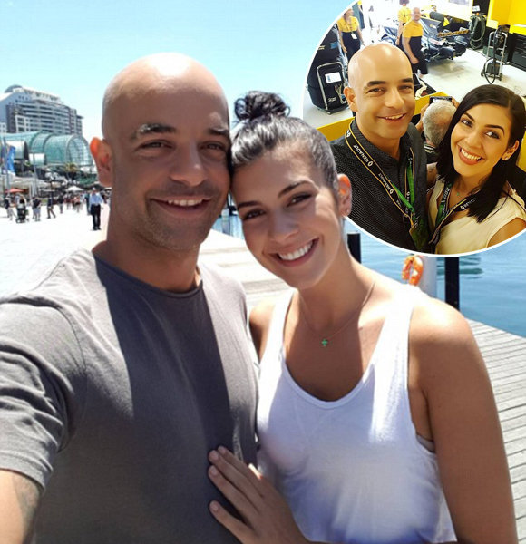 Adriano Zumbo And His Girlfriend Nelly Riggio Are Fighting For Their Love Affair! Indication Of A Possible Married Future?