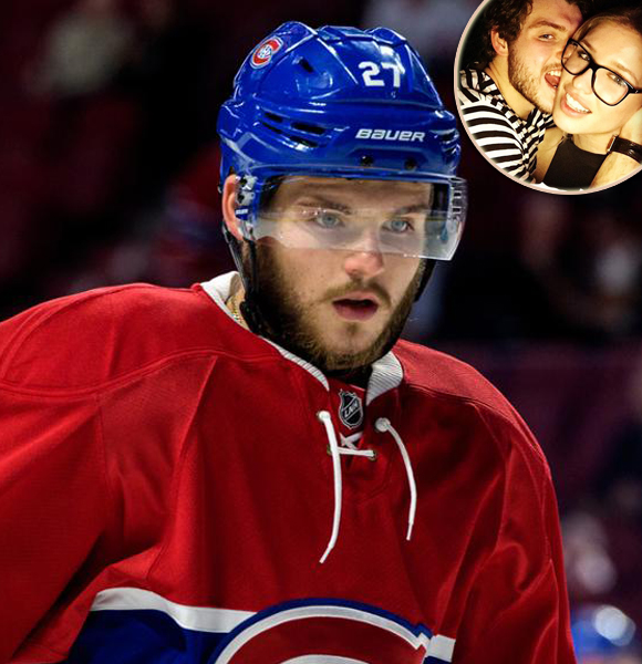 Alex Galchenyuk's Stats is Getting Hefty and So is His Sister's Support! Not Getting The Same From Girlfriend?