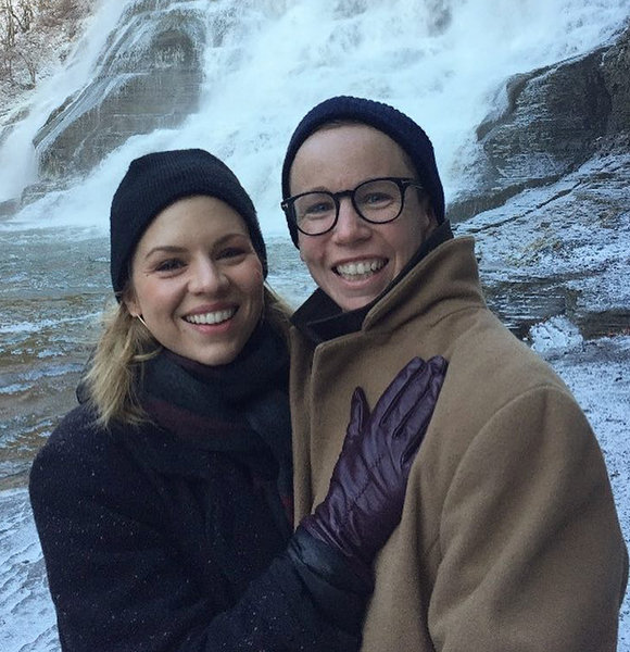 Is Ali Liebert Married? Even If She Was, It Wouldn't Be A Husband