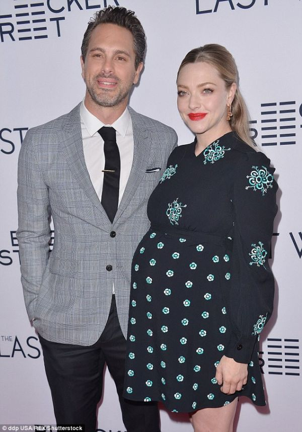Becoming Parents; Thomas Sadoski Welcomes A Baby Daughter ...