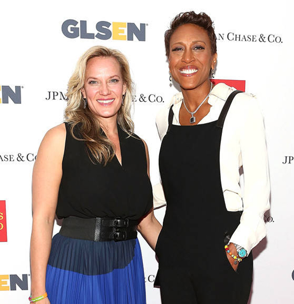 Amber Laign Wiki Birthday Age And Other Interesting Facts On The Partner Of Robin Roberts