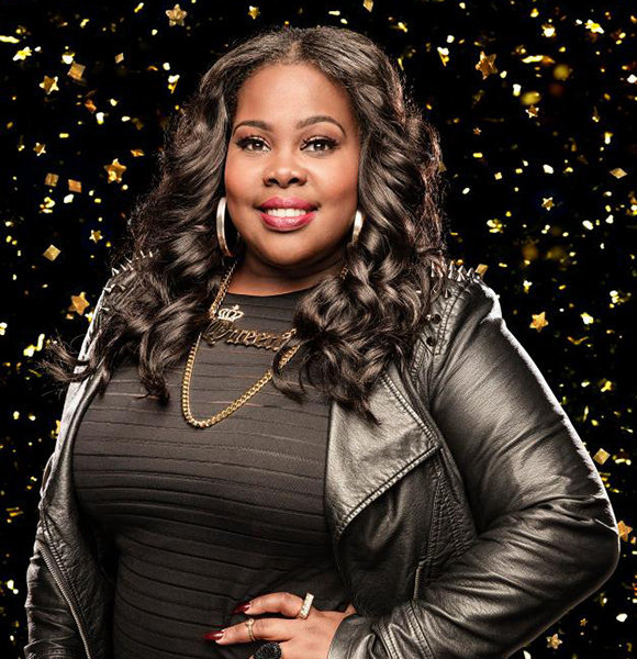 Amber Riley Is Not Married; Does That Mean She Is Dating?