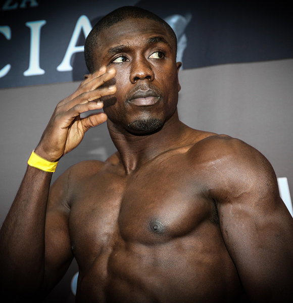 Does Andre Berto Have A Girlfriend? Or Halting The Dating Process Because Of Selective Nature?