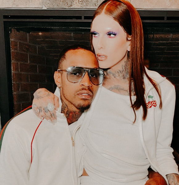 Andre Marhold Accused Of Dating Jeffree Star For Money?