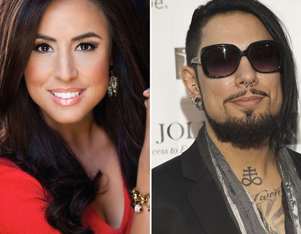 Fox News' Sharp-Tongued Hottie Andrea Tantaros is Dating Rocker Boyfriend Dave Navarro Since 2015. Soon-to-be Married?