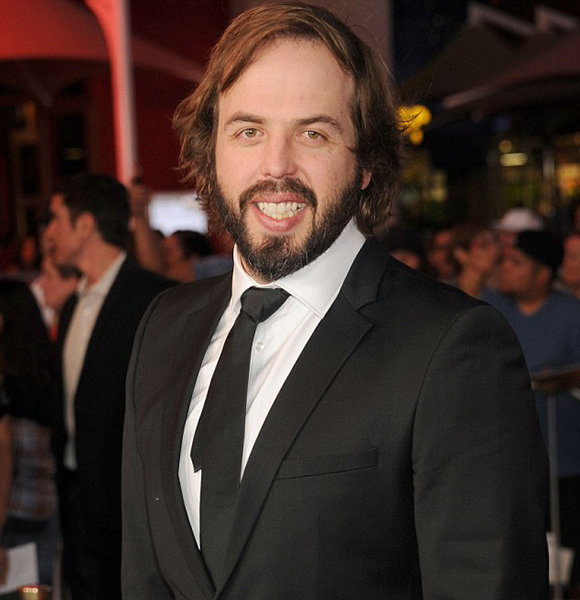 Angus Sampson Concerns On Family Privacy; Keeps Married Life With Wife At Bay!