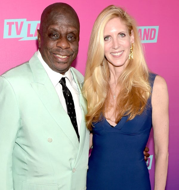 Are they Dating? Ann Coulter Finally Opens Up about Romance Rumors with Alleged Boyfriend Jimmie Walker
