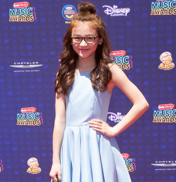 Anna Cathcart From Descendant 2: The Age, Birthday and Other Facts Of The Young Actress