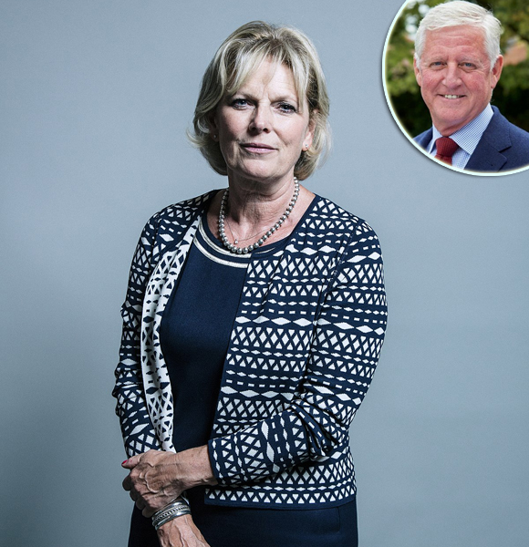Anna Soubry Not Getting Married With Her Partner? Seems The Word 'Husband' Brings Bad Luck For Her