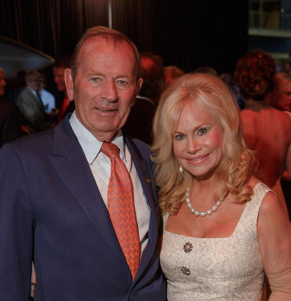 Annabel Bowlen Married Life Affected By Huband Pat Bowlen's Disease or Getting Stronger?