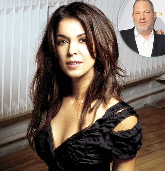 Annabella Sciorra Adds Up To Harvey Weinstein Scandal! Accuses Him Of Rape