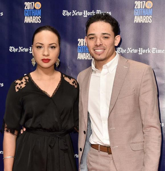 Anthony Ramos Not Gay! His Serene Dating Affair With Girlfriend Reflects