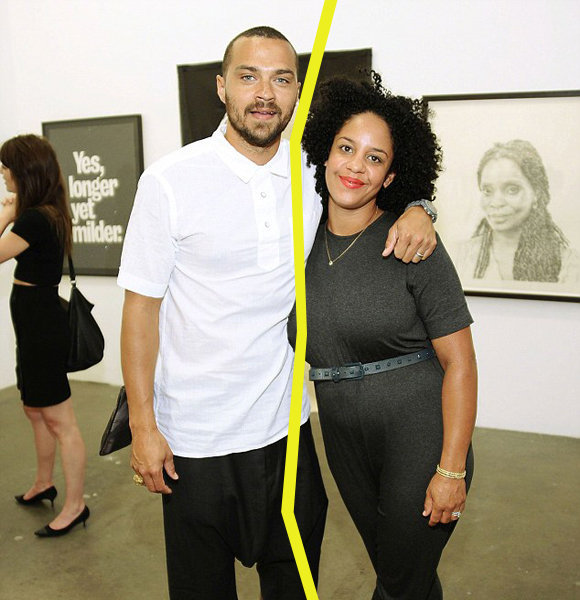 Aryn Drake-Lee And Actor Husband Jesse Williams Are Getting A Divorce; Both Seeking Joint Custody