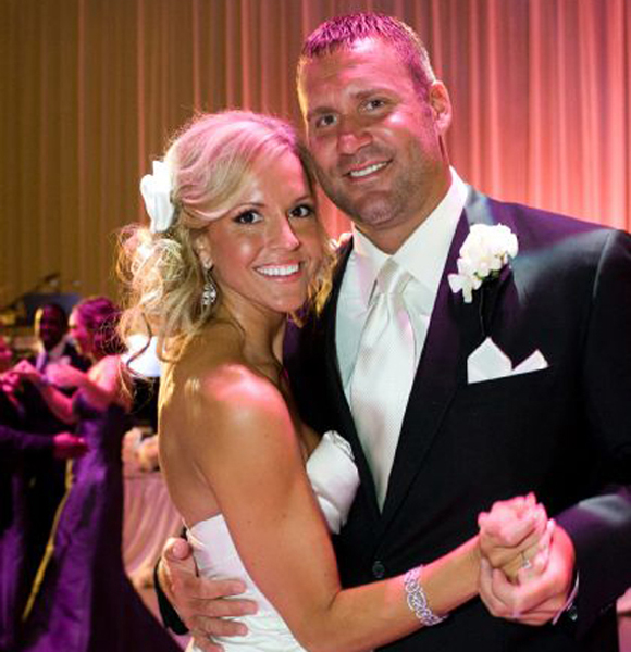 Ashley Harlan Got Married Despite Scrutiny! Has Her Engagement Ring Missing Out Of Coincidence?
