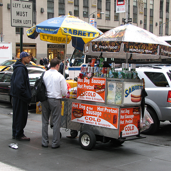 Trend Of Asian Street Foods In USA And Its Lover