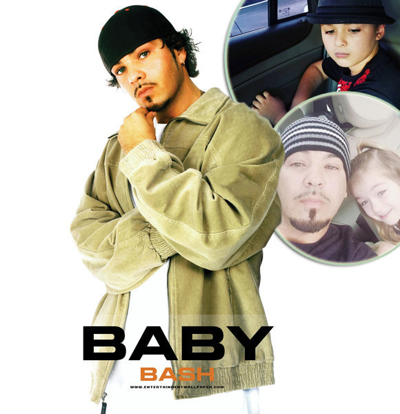 Is Baby Bash Keeping Married Life Lowkey? If Not Are The Kids From His Dating Affair With Girlfriend?