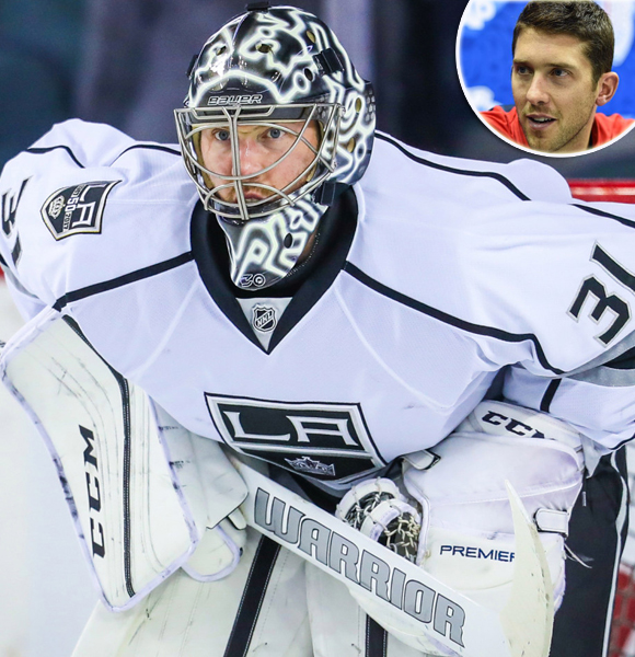 Ben Bishop Gets a Contract Extension Amid Rumors Of Trade! Stats and Recent Games Without Injury The Reason?