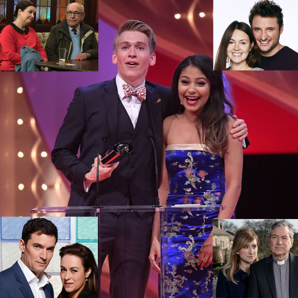 British Soap Award for Best On-Screen Partnership 2017