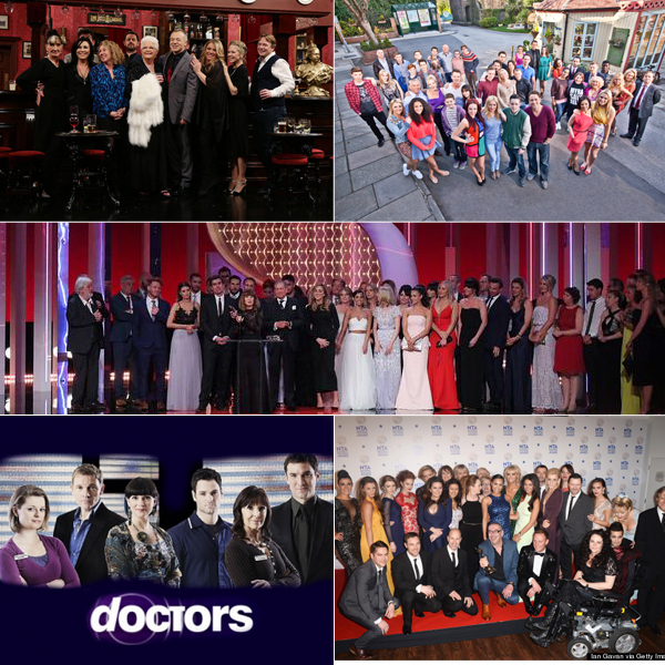 British Soap Award for Best Soap 2017