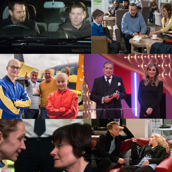 British Soap Award 2017 for the Best Storyline