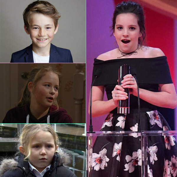 British Soap Award for  Best Young Actor 2017