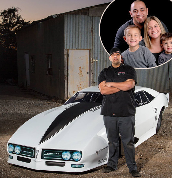 Street Outlaws' Big Chief Wiki Reveals His Married Life, Children