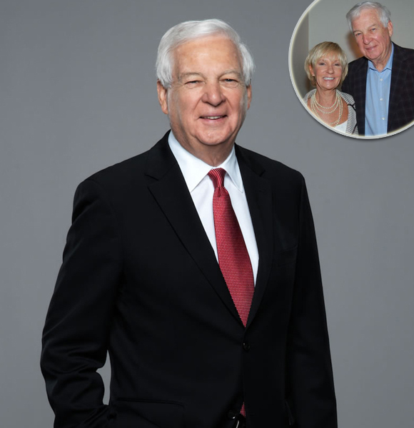Bill Raftery And His Wife's Relationship Is Something Beautiful; A Man Who Always Makes Time For Family