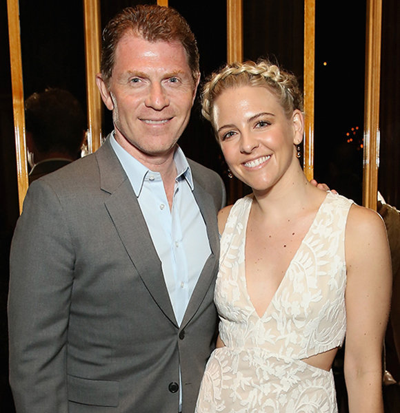 Bobby Flay Find Way Back To Love After Divorce! Is Counting Years With Girlfriend