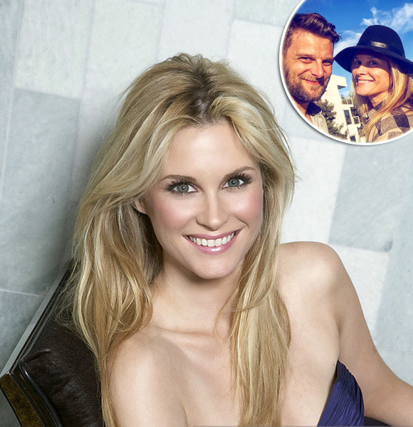 Bonnie Somerville's Love for 'Love' Is Something To Adore; A Married Woman With Husband Or Just Blissfully Dating?